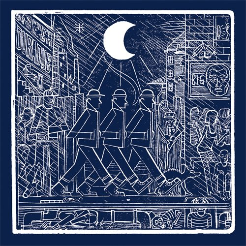 Review: Stand High Patrol – Midnight Walkers